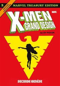 X-Men grand design. Volume 2, Seconde genèse