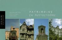 Patrimoine en Puy-de-Dôme