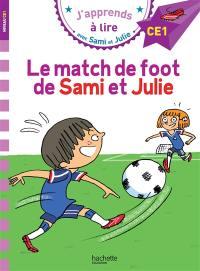 Le match de foot de Sami et Julie