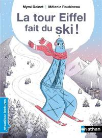 La tour Eiffel fait du ski !