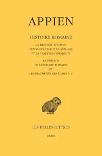 Histoire romaine. Volume 1,