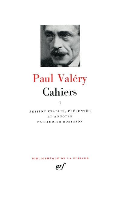 Cahiers. Volume 1,