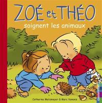 Zoé et Théo. Volume 26, Zoé et Théo soignent les animaux