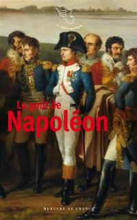 Le goût de Napoléon