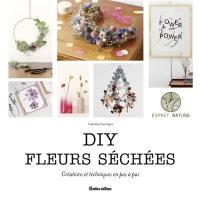 DIY fleurs séchées