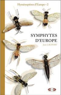 Symphytes d'Europe