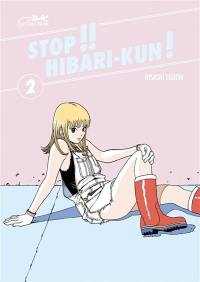 Stop !! Hibari-kun !. Volume 2,