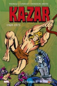 Ka-Zar. Volume 1, 1969-1973