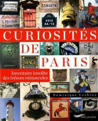 Curiosités de Paris
