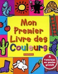 Mon premier livre des couleurs