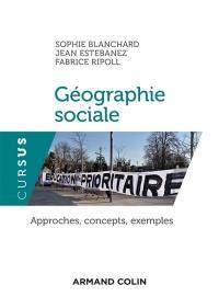 Géographie sociale