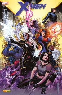 X-Men. n° 10, La séparation (2)