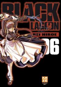 Black lagoon. Volume 6,