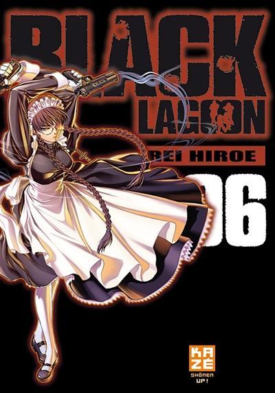 Black lagoon. Volume 6,