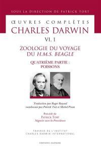 Zoologie du voyage du H.M.S. Beagle. Volume 4,
