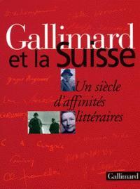 Gallimard et la Suisse