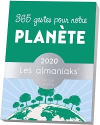 365 gestes pour notre planète 2020