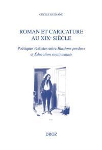 Roman et caricature au XIXe siècle