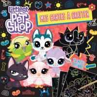 Littlest Petshop : mes cartes à gratter
