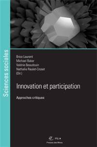 Innovation et participation