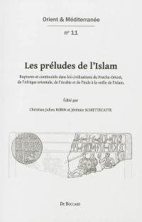 Les préludes de l'Islam