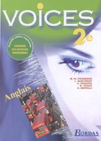 Voices, anglais, 2de