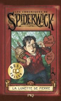 Les chroniques de Spiderwick. Volume 2, La lunette de pierre