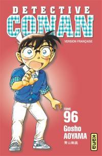 Détective Conan. Volume 96,