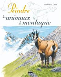 Peindre les animaux de montagne