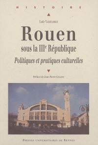 Rouen sous la IIIe République
