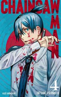 Chainsaw Man. Volume 4,