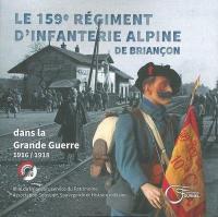 Le 159e régiment d'infanterie alpine de Briançon dans la Grande Guerre