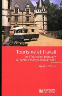 Tourisme et travail