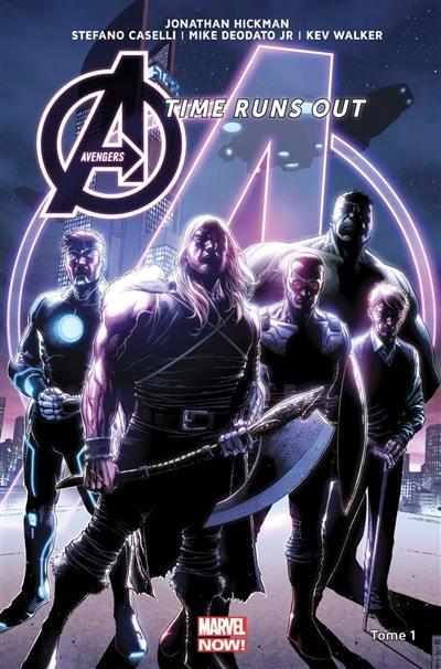 Avengers. Volume 1, La Cabale