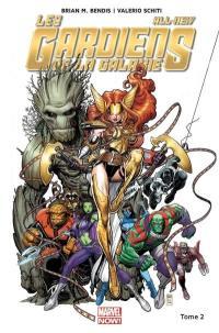 All-New Les gardiens de la galaxie. Volume 2, Recherchés