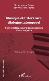 Musique et littérature, dialogue intemporel