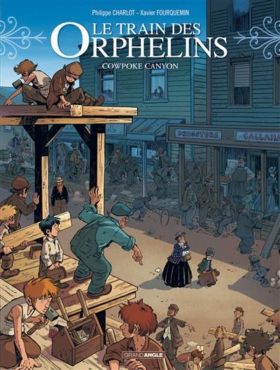 Le train des orphelins. Volume 5, Cowpoke Canyon