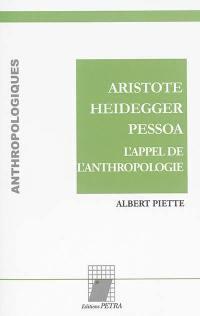 Aristote, Heidegger, Pessoa