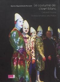 Le costume de clown blanc