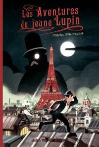 Les aventures du jeune Lupin : à la poursuite de maître Moustache