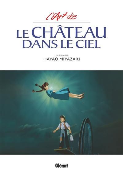 L'art de Le Château dans le ciel