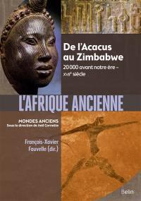 L'Afrique ancienne