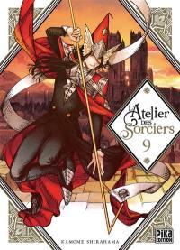 L'atelier des sorciers. Vol. 9