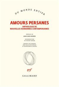 Amours persanes