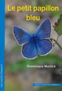 Le petit papillon bleu