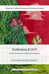 Ecofictions & Cli-Fi