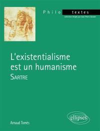 L'existentialisme est un humanisme, Sartre