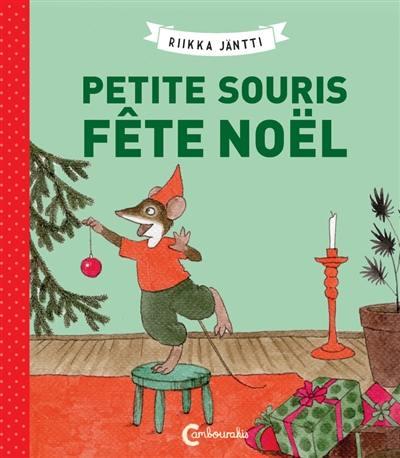 Petite Souris fête Noël