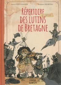Répertoire historique des lutins de Bretagne