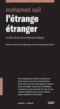 L' étrange étranger